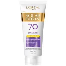 SOLAR EXPERTISE LOREAL SUPREME PROTECT 4 FPS70 COM 200ML